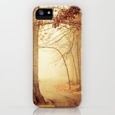 I Heard Whispering in the Woods Slim Case iPhone (5, 5s)