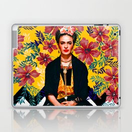 Frida Tropical Laptop & iPad Skin