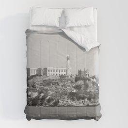 Alcatraz Island  Comforters