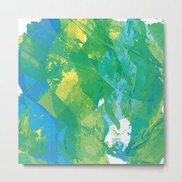 Terpsichorean Colors  Metal Print