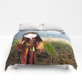 Our Lady of the Prairie Comforters