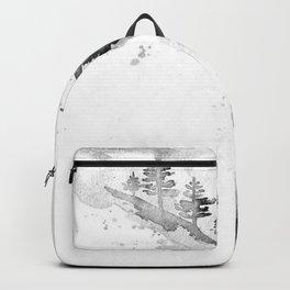 SNOW HILLSIDE Backpack