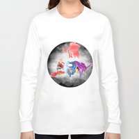 evangelion Long Sleeve T-shirts featuring Evangelion by icantusechanwei