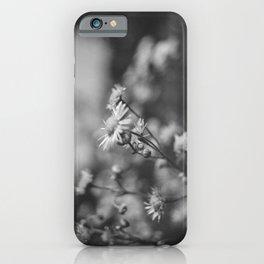 Black & White (2) iPhone Case