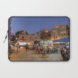 Istanbul At Night Laptop Sleeve