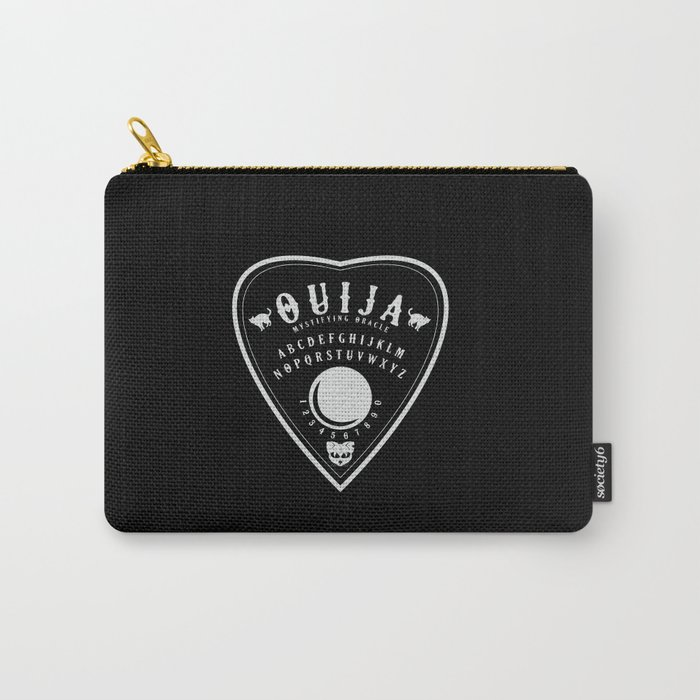 OUIJA PLANCHETTE Carry-All Pouch