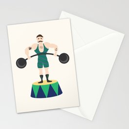 Strongman Stationery Cards
