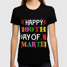 Happy 100 Days Of Smarter T-shirt