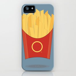 OOOH Some French Fries iPhone Case