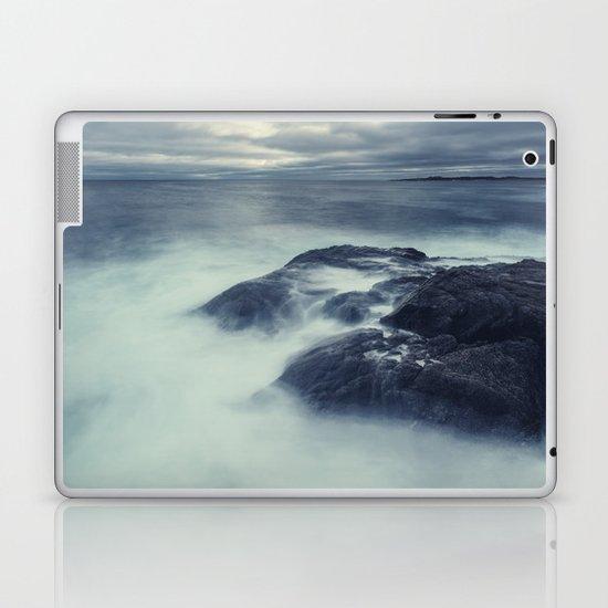 Washed in Atlantic Laptop & iPad Skin