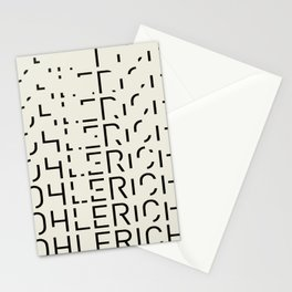 Ohlerich Speicher Transformation Stationery Cards