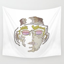 Cool Guy Wall Tapestry