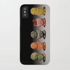 Trick or Treat iPhone X Slim Case