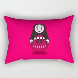 Kaonashi Doll Rectangular Pillow