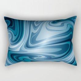 Wildes Wasser Rectangular Pillow