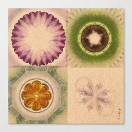 Carpincho Wraith Flower  ID:16165-041255-38370 Canvas Print