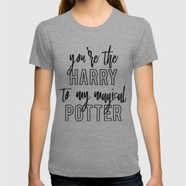 You're the Harry to my Potter T-shirt