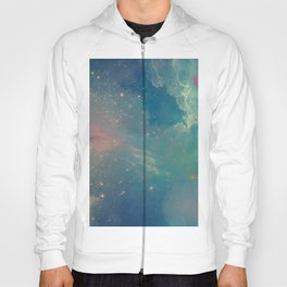 Space fall Hoody