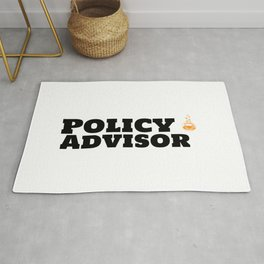 Policy Advisor & Caffeine Rug