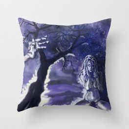 How much I loved you Throw Pillow
