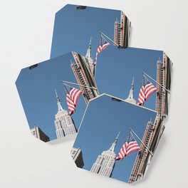 Empire State Building Photography Coaster