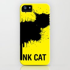 INK CAT iPhone (5, 5s) Slim Case
