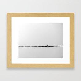 Solo (II) Framed Art Print