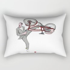 Pee Wee Herman #3 Rectangular Pillow