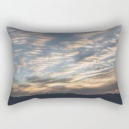 """Sunrise Horizon 1"" by Murray Bolesta Rectangular Pillow"