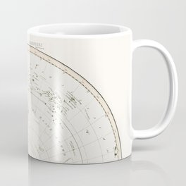 Southern Hemisphere - reproduction of William Faden's 1790 engraving Coffee Mug