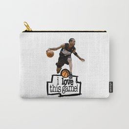 Allen Iverson Carry-All Pouch