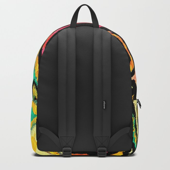 art fear painting Backpack