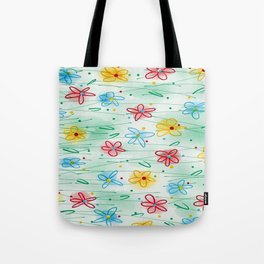 Spring is right here Tote Bag