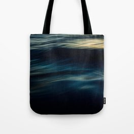 The Uniqueness of Waves IV Tote Bag