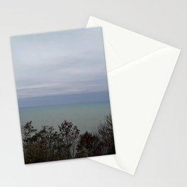 Lake Michigan Horizon Stationery Cards