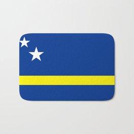 Curacao country flag Bath Mat