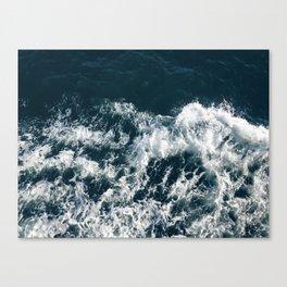 Tumultuous Atlantic  Canvas Print