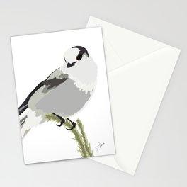 Mésangeai d'automne Stationery Cards