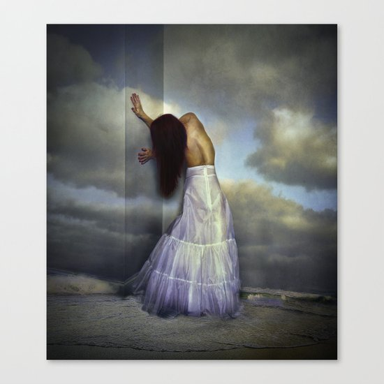 The Sea Inside Canvas Print