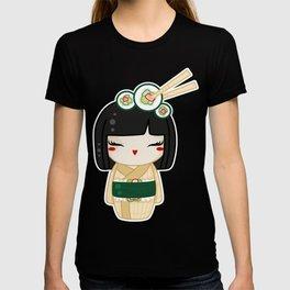 California Roll Kokeshi T-shirt