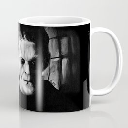 THE MONSTER of FRANKENSTEIN - Boris Karloff Coffee Mug