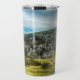 Cantabrian Mountains Travel Mug