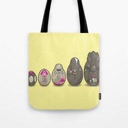 Xenomatryoshka Tote Bag