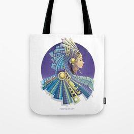 Amerindian Fantasy Tote Bag
