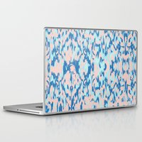 watercolour Laptop & iPad Skins featuring Watercolour by requetetrend