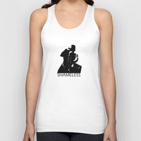 "shameless Tank Tops featuring Shameless ""Dirty Dancing"" by trenchcoatandimpala"