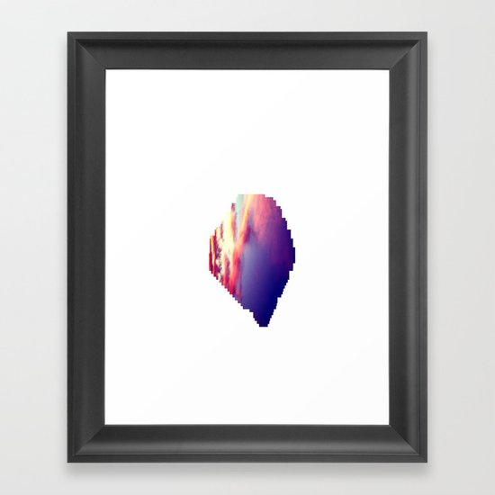 Cloudscape VII Framed Art Print
