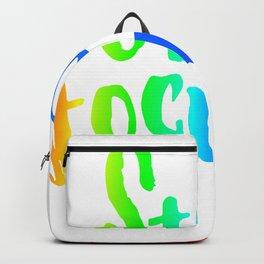 focused Backpack