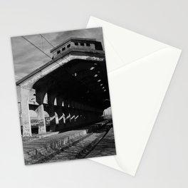 Abandoned - Forgotten Stationery Cards
