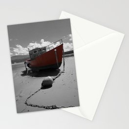 Boat on the Beach | Photography Stationery Cards